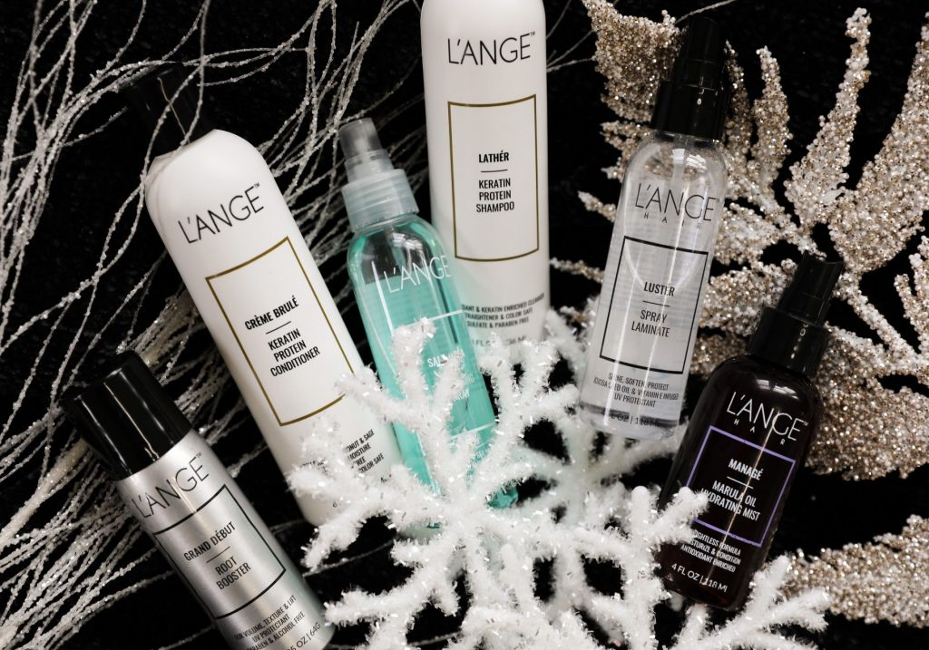 Click here to visit L'Ange's holiday sale on hair care products