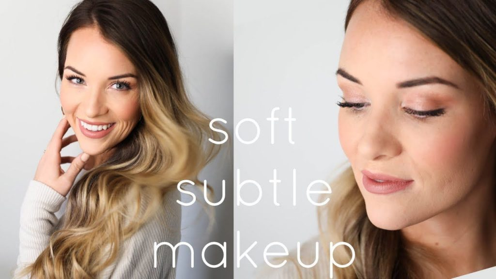 soft subtle makeup routine, makeup for every occasion