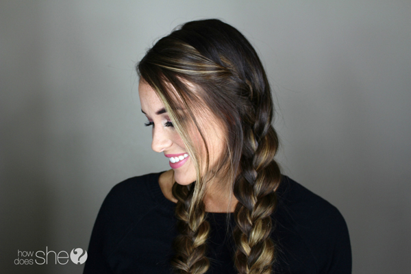 how to wear french braids easy braided hairstyles
